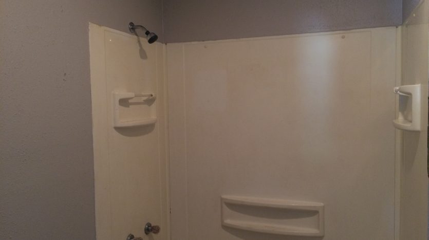 Bathroom in Two Bedroom House For Rent Independence Iowa